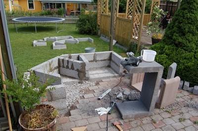 Bygga egen grill