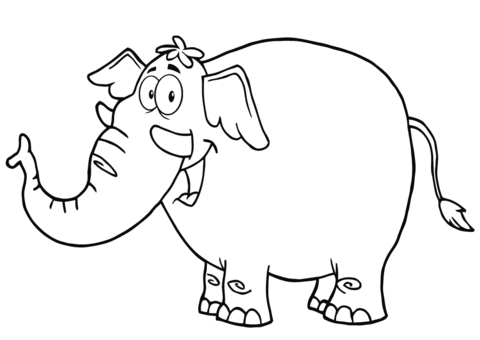 happy-cartoon-elephant-coloring-page